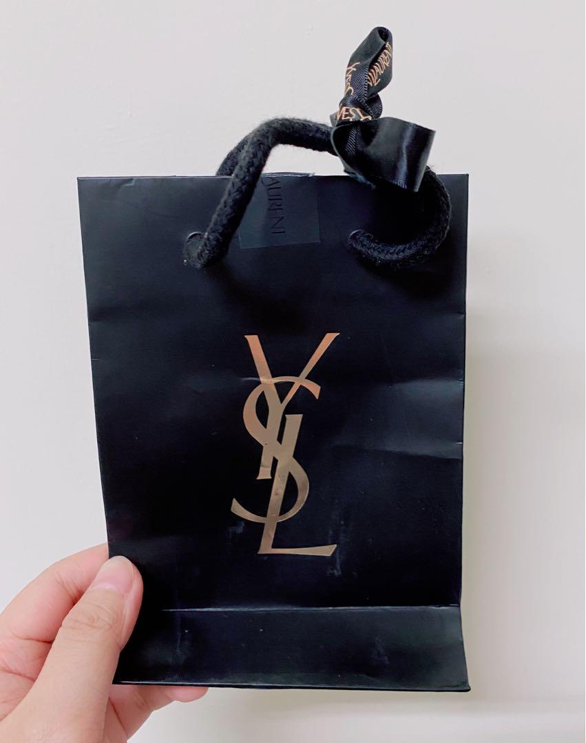 YSL紙袋(小)