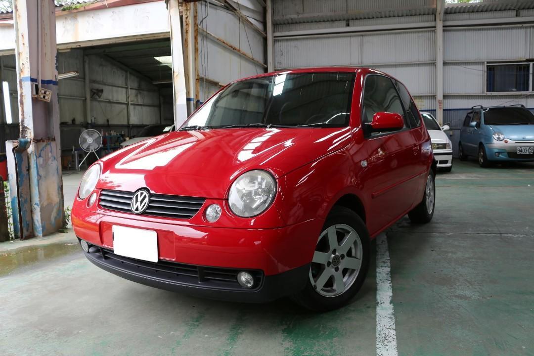 2004年 福斯 LUPO 紅