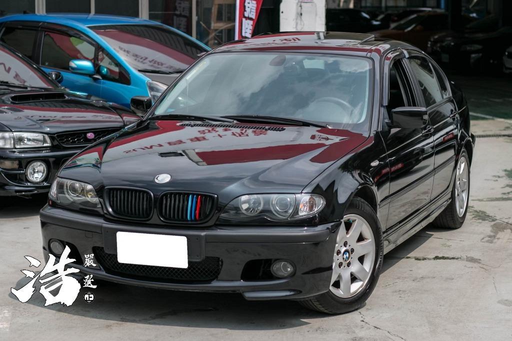2004年BMW E46 318