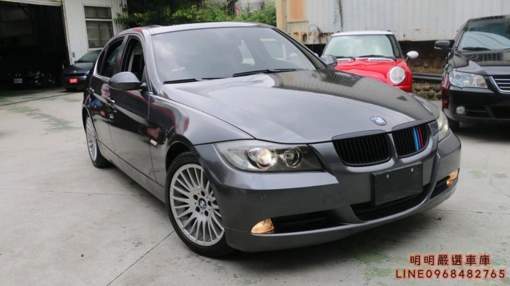 2007年 BMW323i