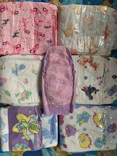 ABDL Diapers M Sized