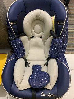 Baby Car Seat Coco Latte Newborn - 2y