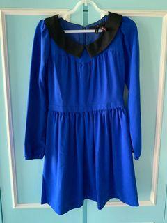 Bread n butter blue dress