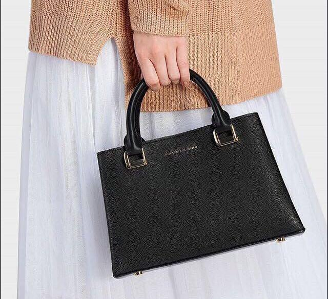 Charles and Keith Office Bag