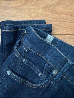 CITIZENS OF HUMANITY ROCKETS - Dark wash skinny jeans