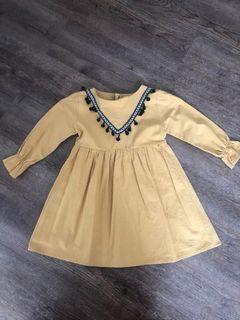 Dress Maroco anak