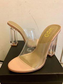 EGO clear heel