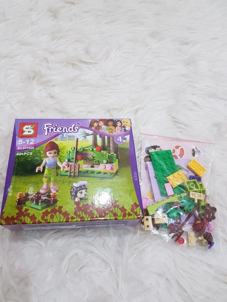 "Friends ""lego"""