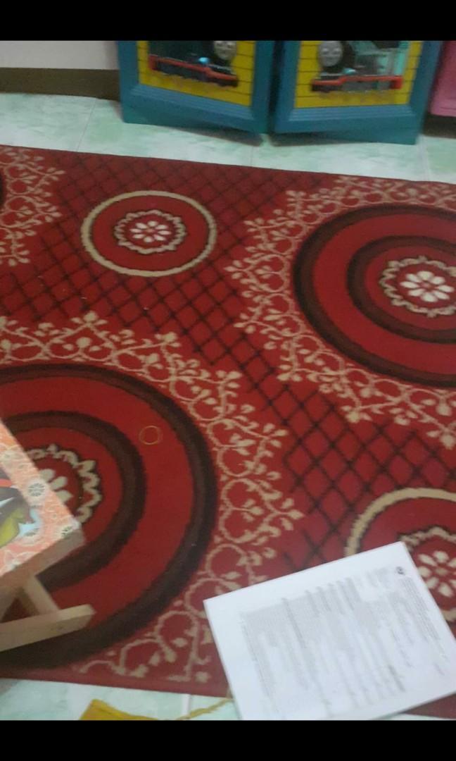 Karpet like new