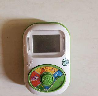 Leap frog handphone