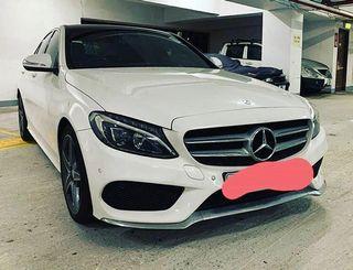Mercedes-Benz C250 AMG Auto