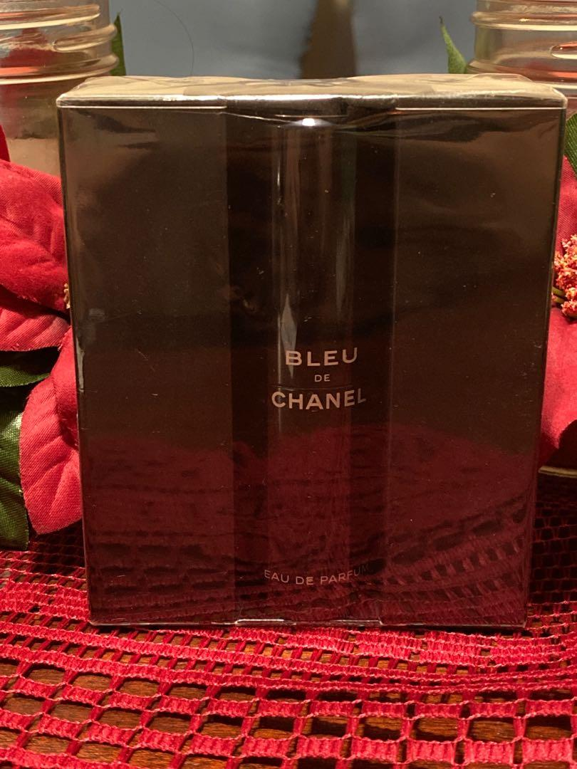 New Bleu De Chanel Eau De Parfum 3x20ml