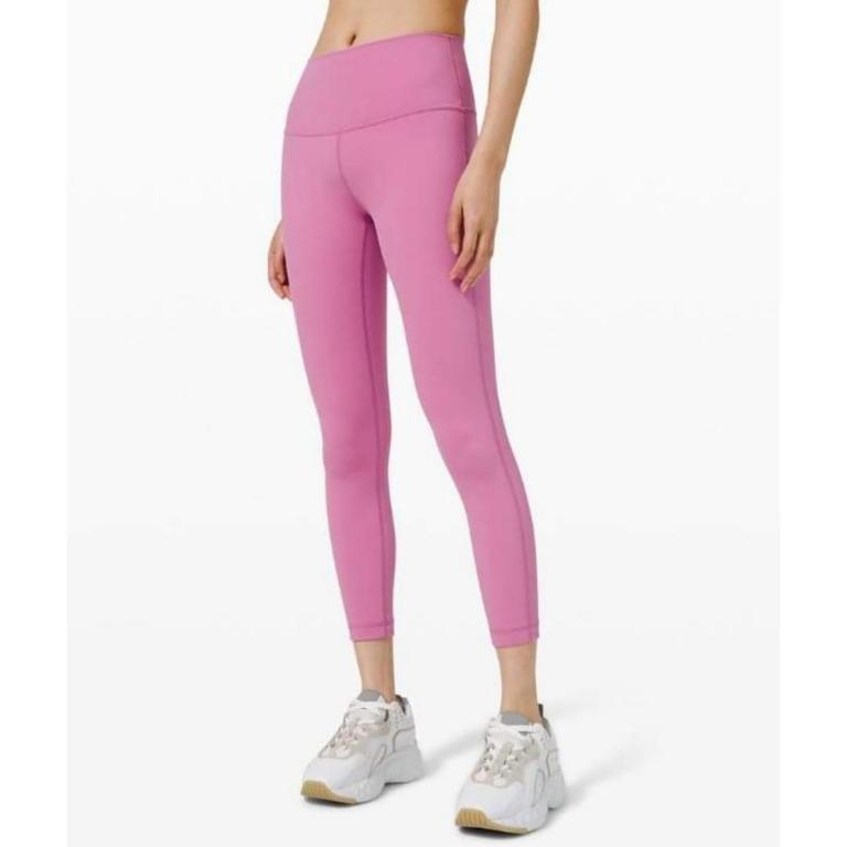 "NWT! Lululemon 'Wunder Under HR Tight 25"" Lux'"