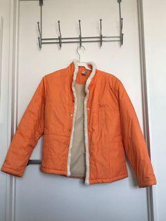 Orange Bratz Puffer Jacket