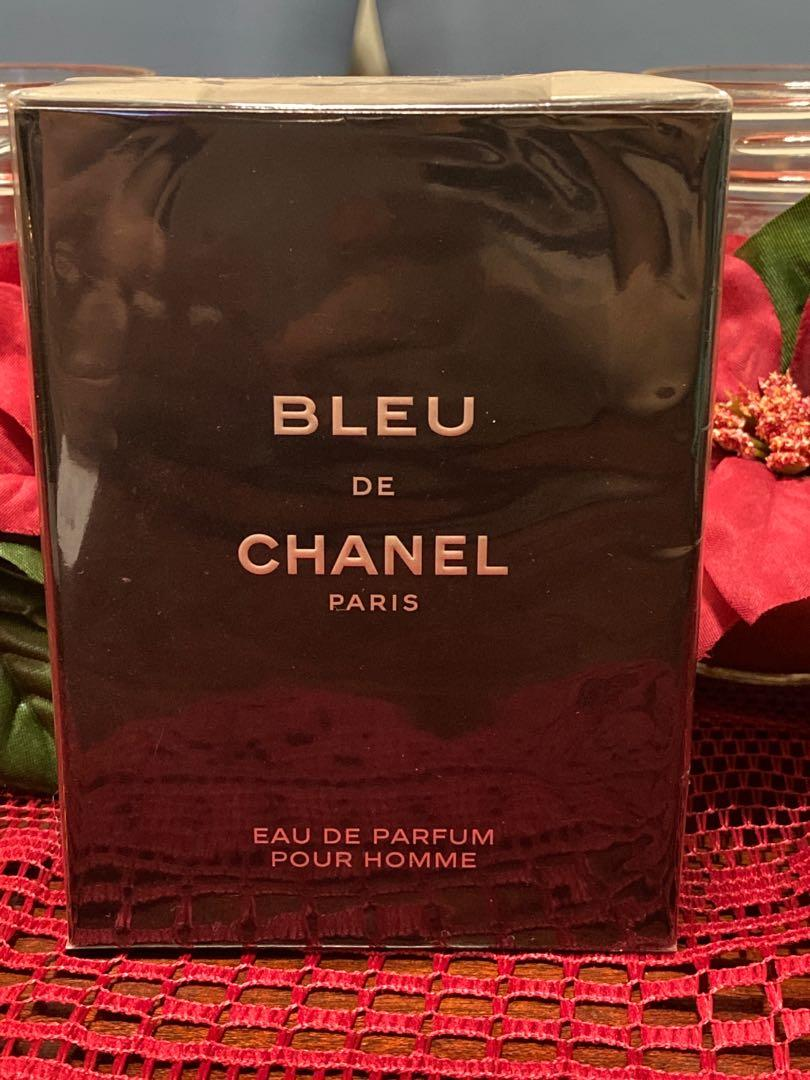 Original 100% authentic Bleu de Chanel Eau De Parfum 100ml