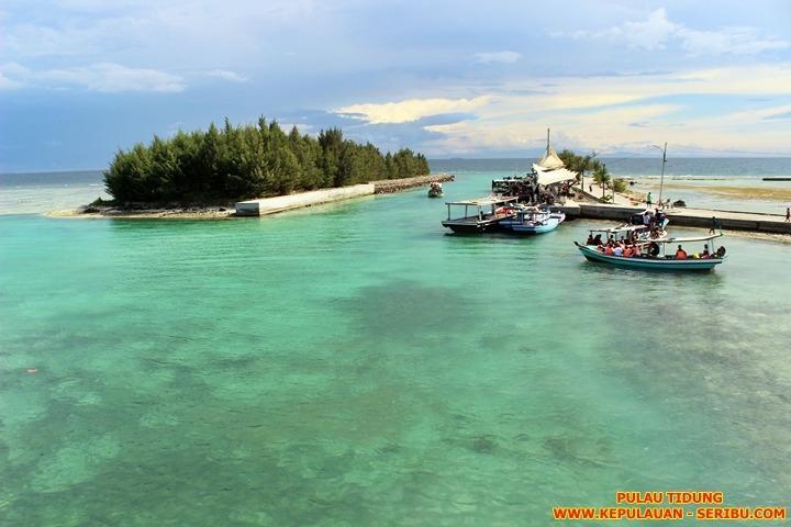 Paket Menginap 2D1N Pulau Tidung Pulau Seribu Jakarta
