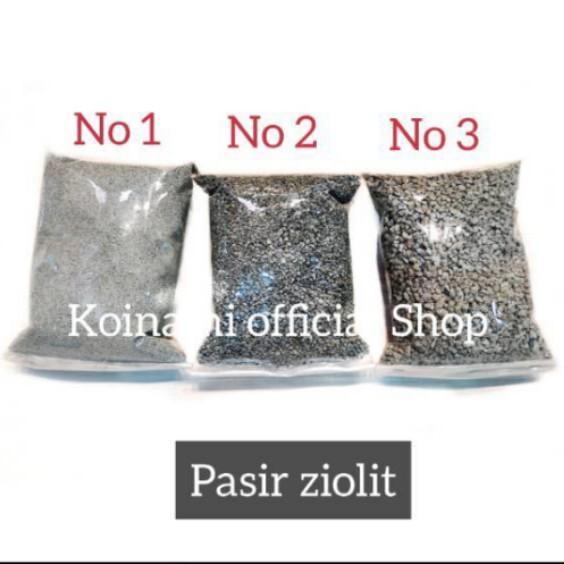 Pasir Ziloit 1kg (ready stok no 1)