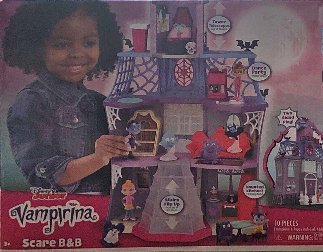 Perfect gift for kids - brand new and unopened Disney Junior Vampirina