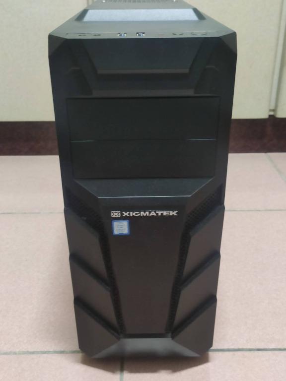 XIGMATEK 富鈞 Soundwave 音波 USB 3.0 電腦機殼