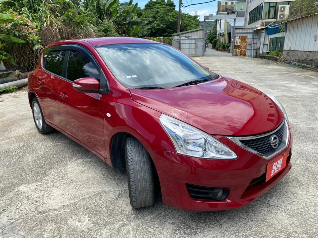 2014年 Nissan BIG TIIDA 1.6 售價24.8萬