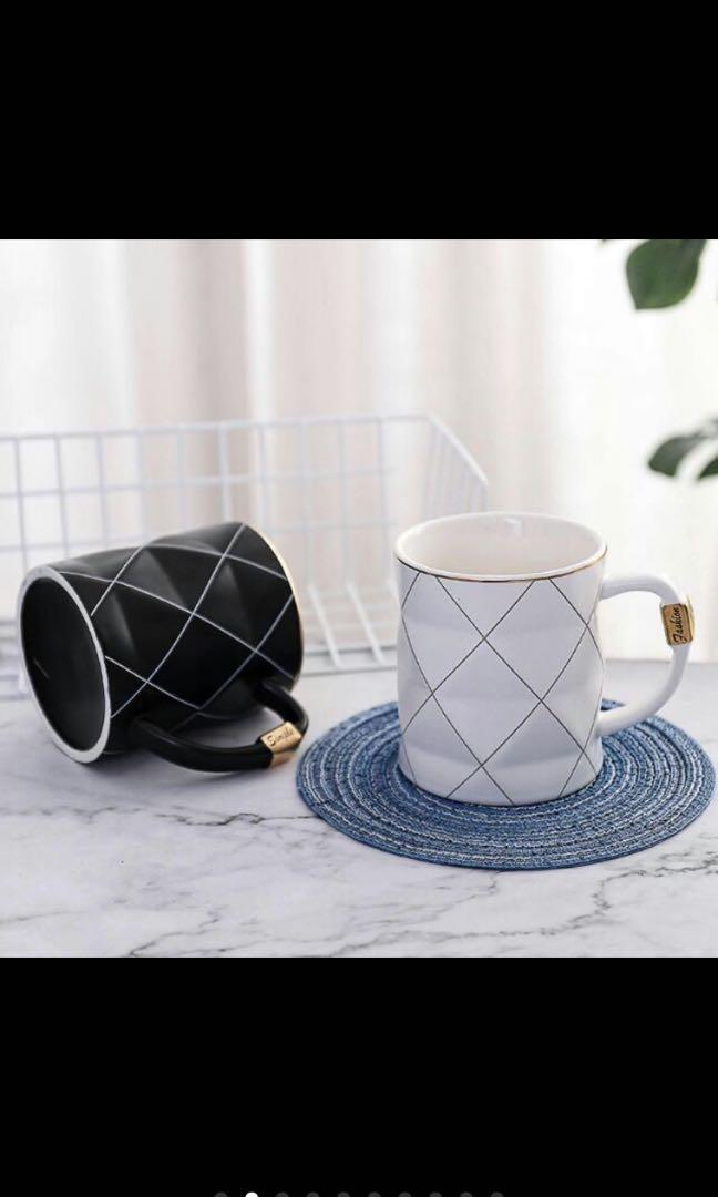 Aesthetic Constellation Ceramic Mugs Home Furniture Home Tools And Accessories On Carousell