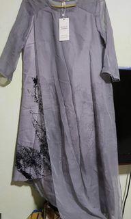 Baju kurung long dress
