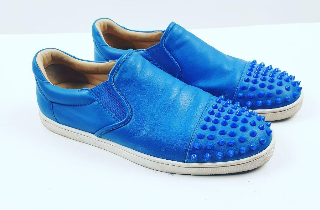 Christian Louboutin Blue, Luxury, Shoes