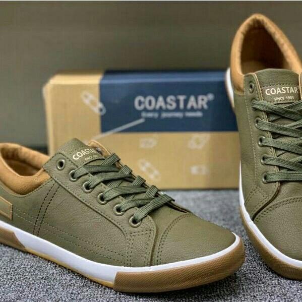 Fashion Shoes (Khaki Green