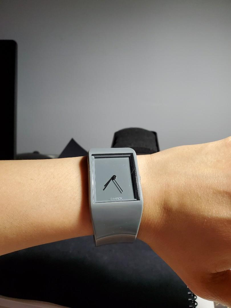 Fossil Philippe Starck Women's Grey Quartz Watch