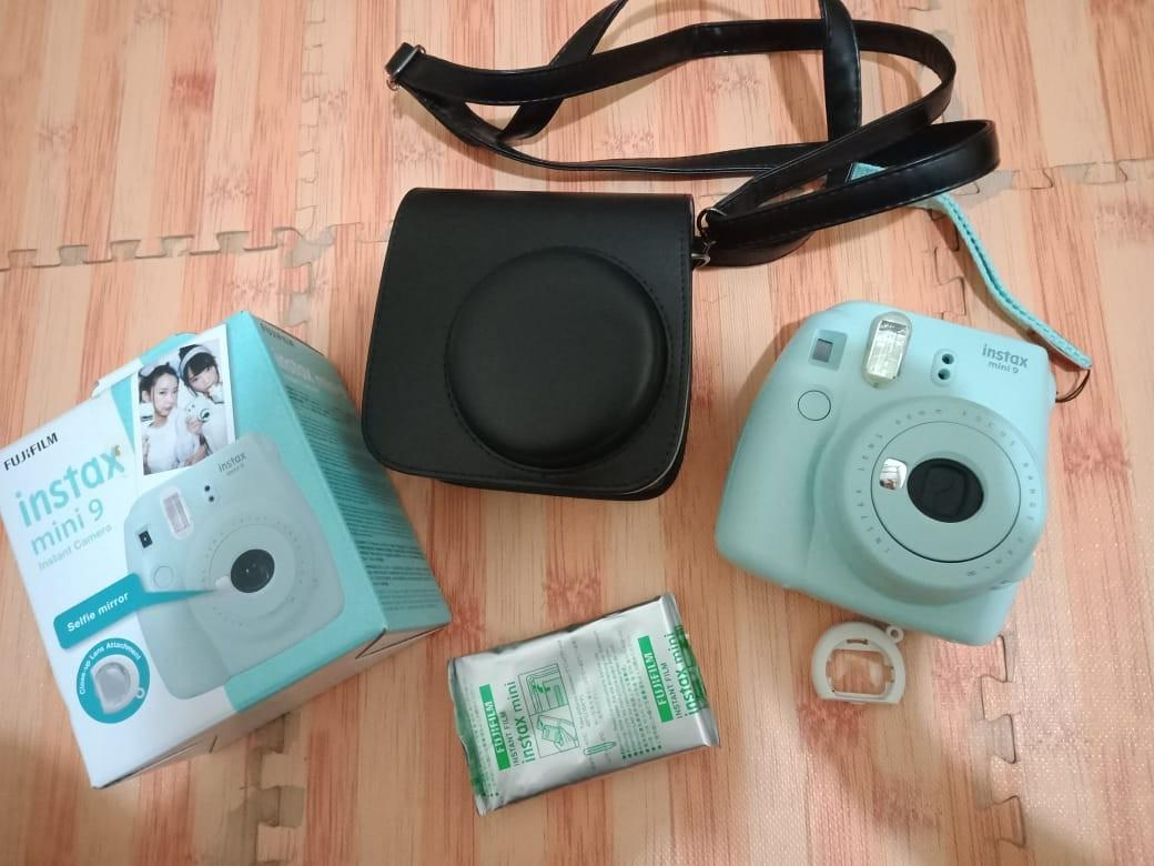 Fujifilm instax mini 9 Polaroid