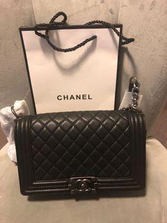 Gorgeous Chanel Boy