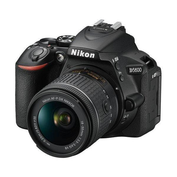 Kredit Nikon D5600 DSLR Camera with 18-55mm