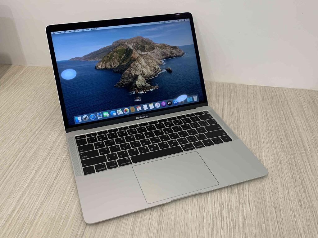 """Macbook Air 13"""" 256G 2019 銀色 漂亮無傷 只要21000 !!!"""