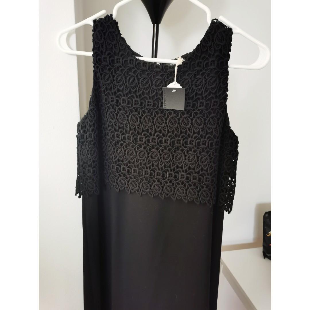 NWT Club Monaco Pascha Lace Dress Size XS