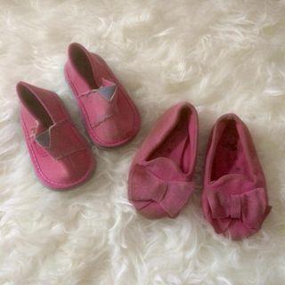 Sepatu bayi anak perempuan takeall