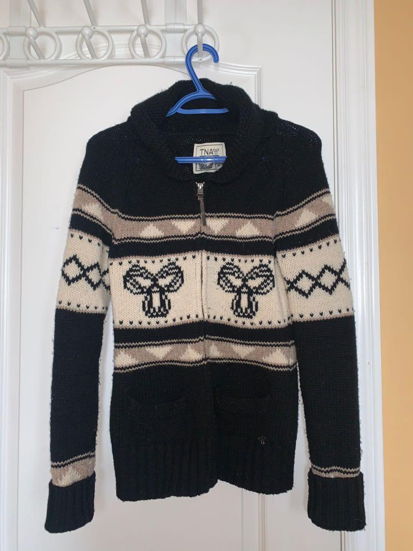 TNA Sweater (medium)