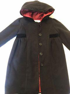 Winter dressy coat girls 4 T -6