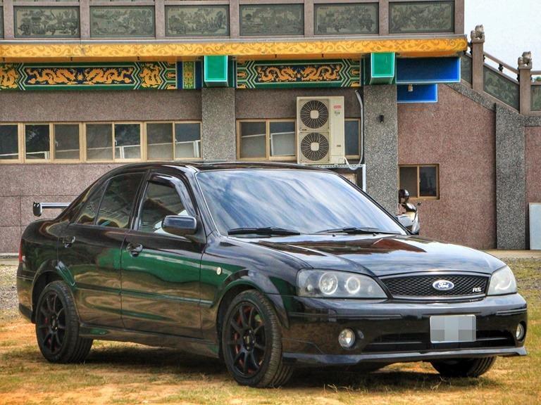 2004 Ford Tierra 2.0L