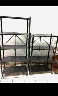 5 Layer Foldable Rack