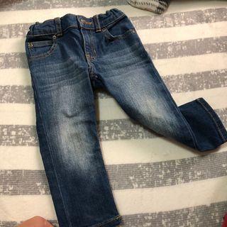 九成新 carter's牛仔褲