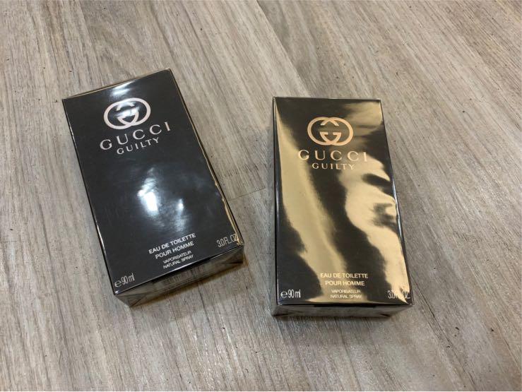 🔥台灣現貨 Gucci罪愛男性香水 90ml