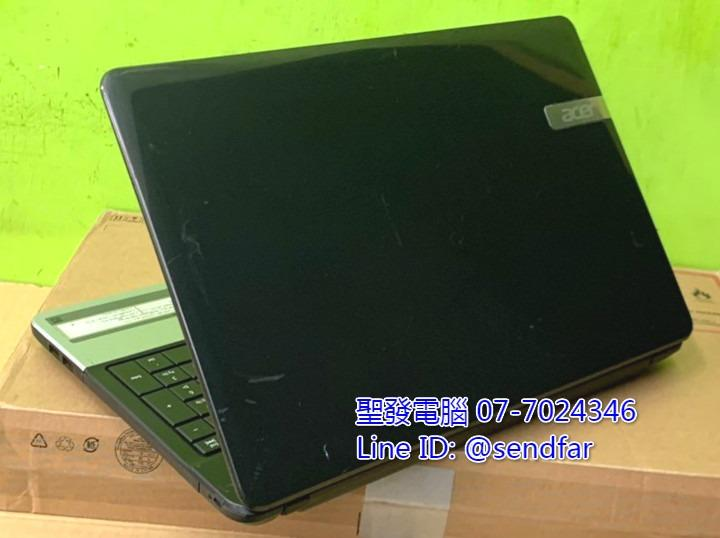 "ACER TMP253-M i5-3230M 4G 500G DVD 15inch laptop ""sendfar secondhand"" 聖發二手電腦"