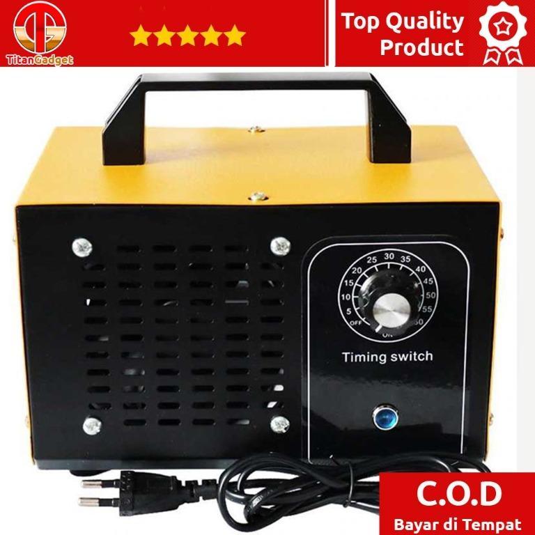 ATWFS Mesin Ozonizer Generator Air Purifier Formaldehyde 36G - SO160 TitanGadget
