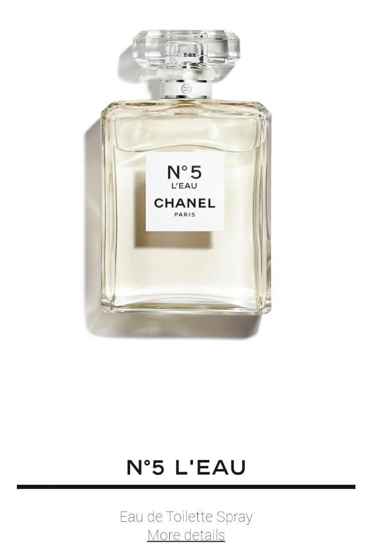 BNIB Chanel No 5 (sealed)