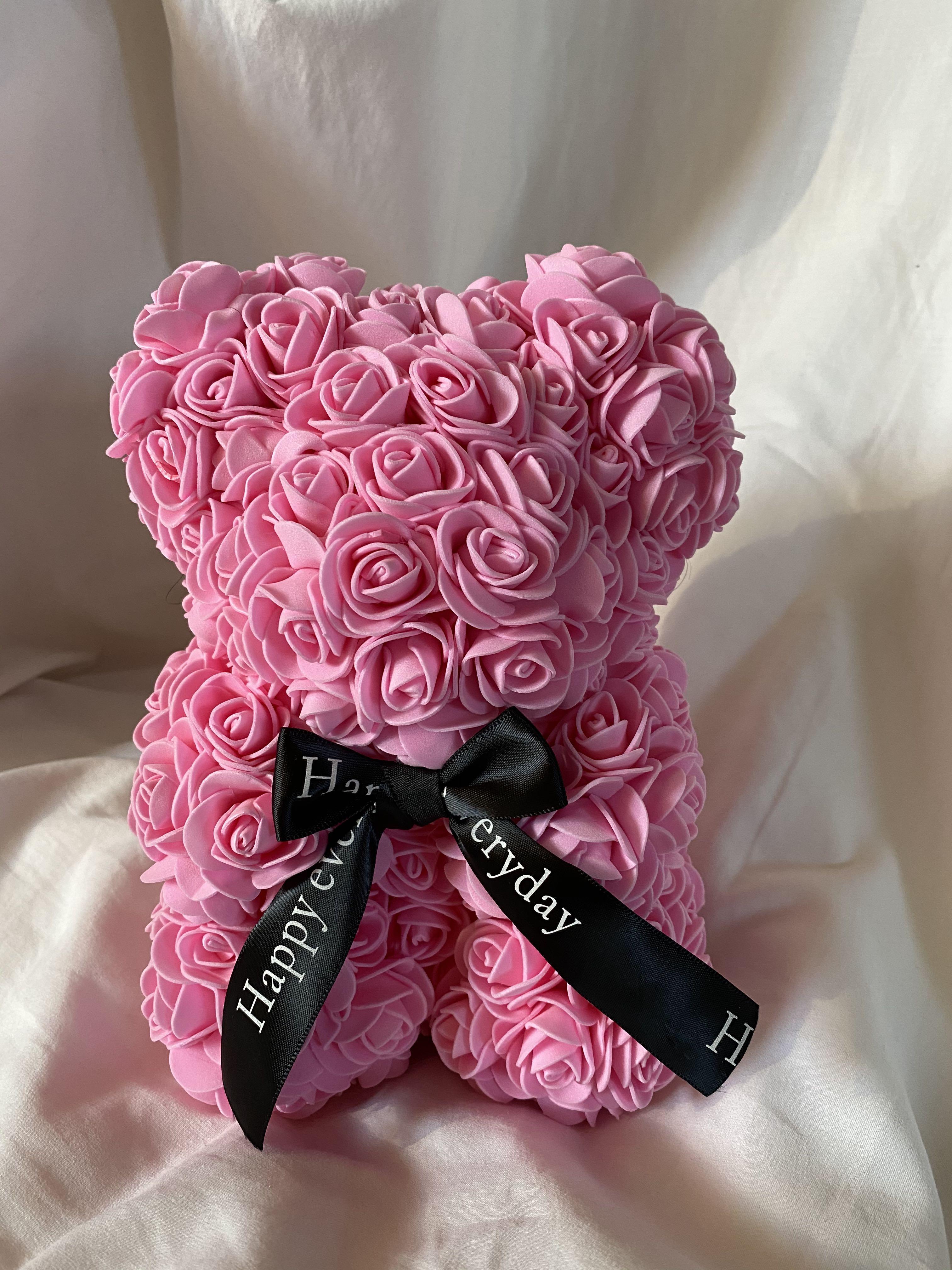 Brand New Rose Bear Gift
