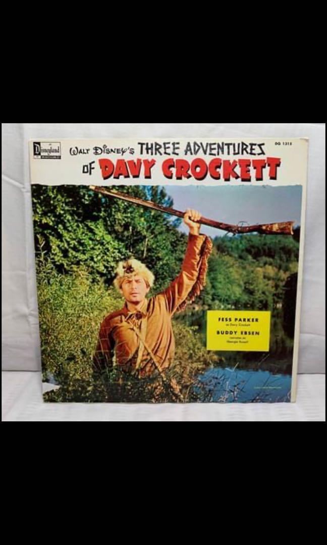 Davey Crocket Record