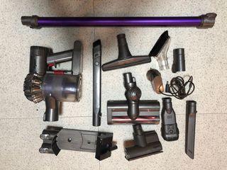 dyson handheld vacuum cleaner DC62