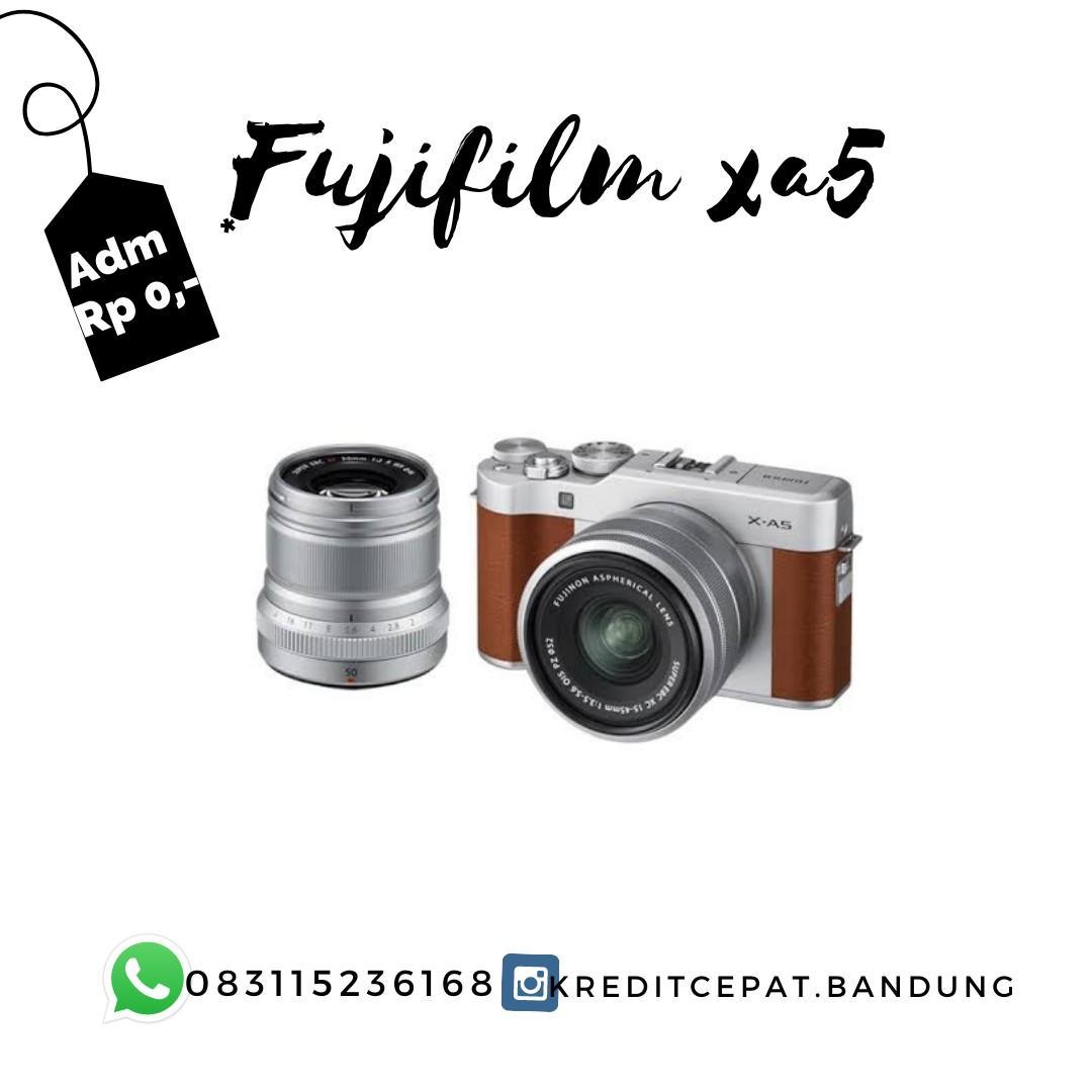 Fujifilm xa 5