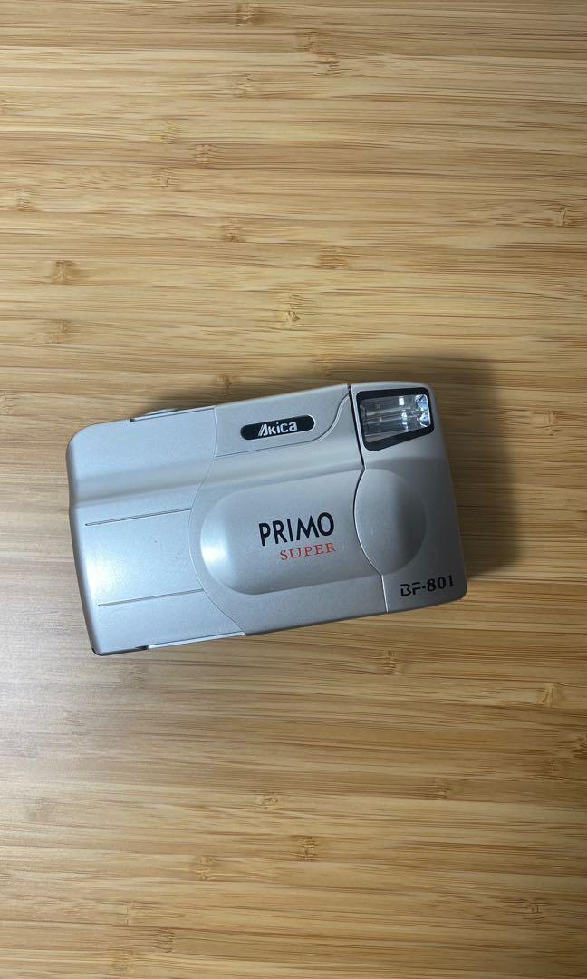 Kamera Film Analog Akica Primo Super BF-801