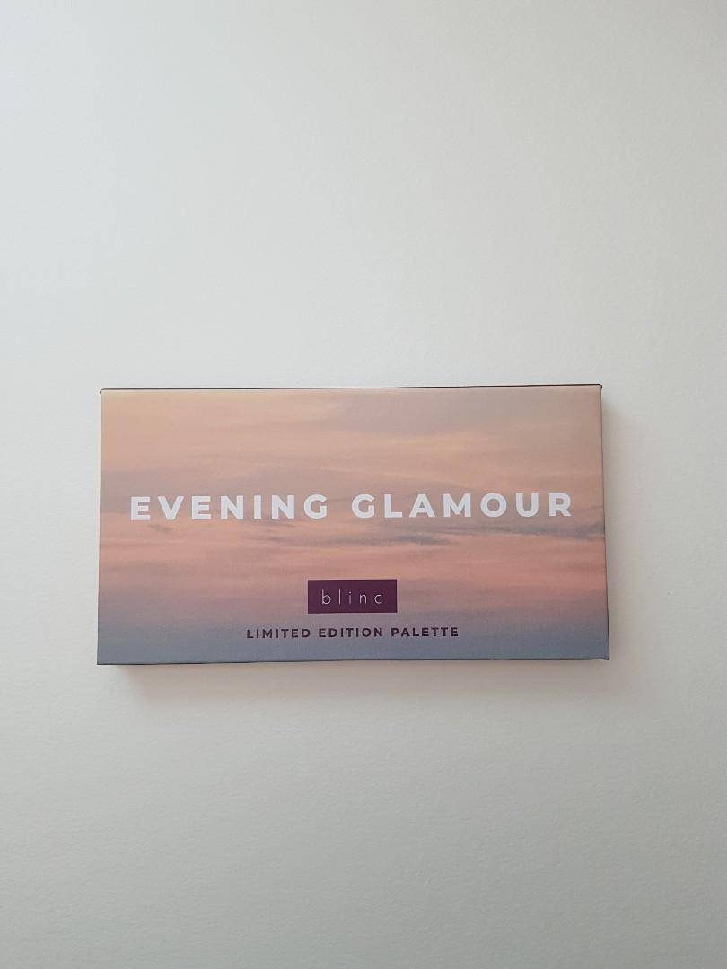 *LIMITED EDITION* Blinc Evening Glamour Palette